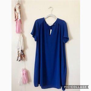 Blue Lush Dress 👗
